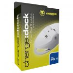 Snakebyte PS4 Charge: Dock White